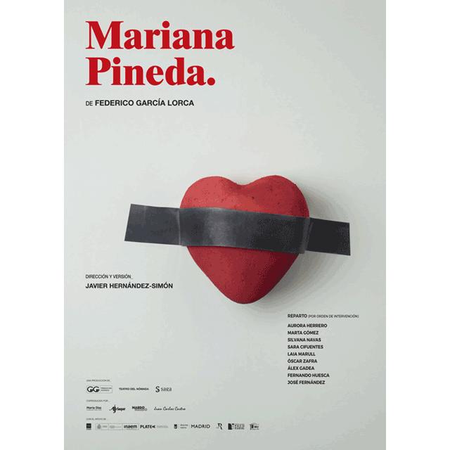 """Mariana Pineda"", de Lorca."