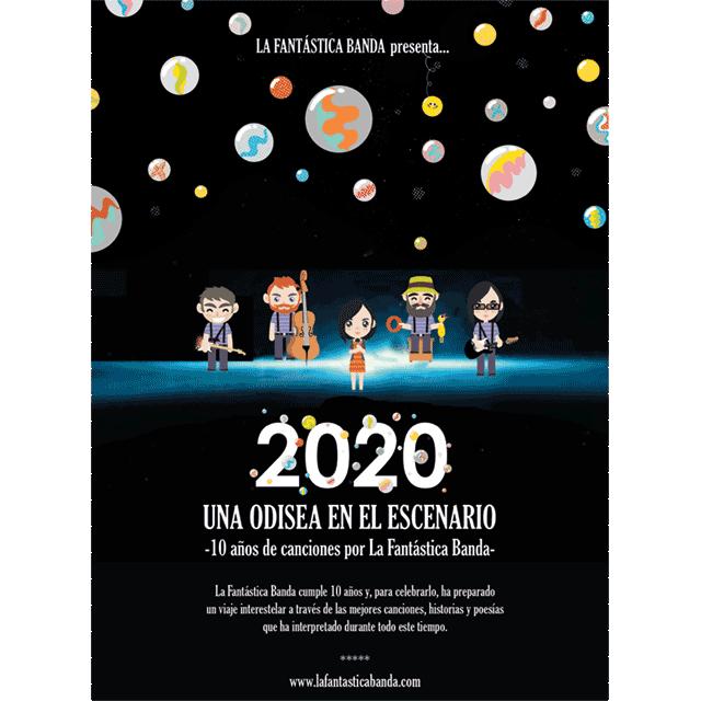 """""""2020, una odisea en el escenario"""""""
