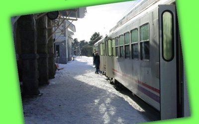 Tren de Giner (Camino del Calvario).