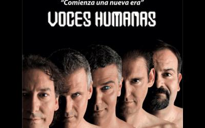 """B vocal: """"Voces humanas"""""""