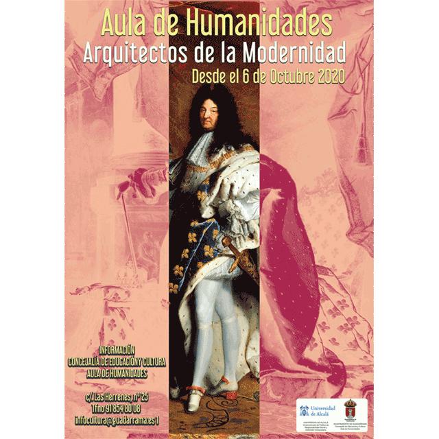 """Aula de Humanidades: """"Arquitectos de la Modernidad"""""""