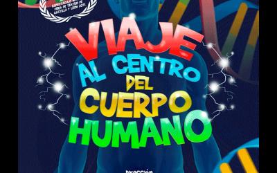 """""""Viaje al centro del Cuerpo Humano"""""""