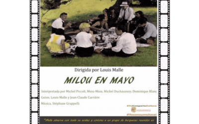 "Cine Club Jesús Yagüe: ""Milou en mayo"""