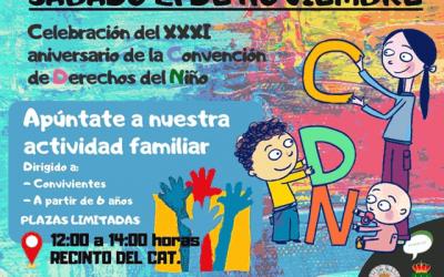 XXXI Aniversario de la Convención de los Derechos del Niño