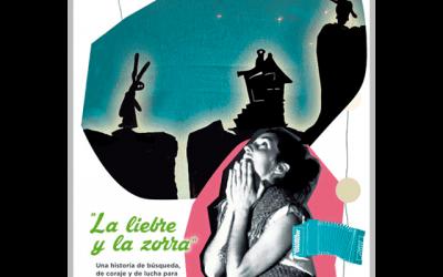 """Teatro de sombras: """"La liebre y la zorra"""""""