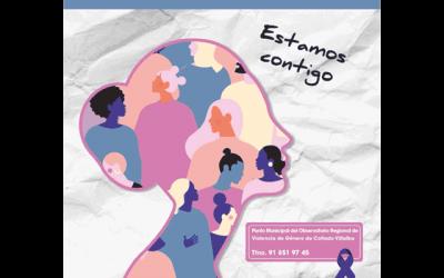 25N Collado Villalba: Día internacional para la Eliminación de la Violencia hacia las Mujeres (2020)