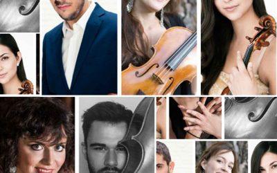 """Quinteto Da Vinci: """"Dvořák, Schumann y Trematore"""""""