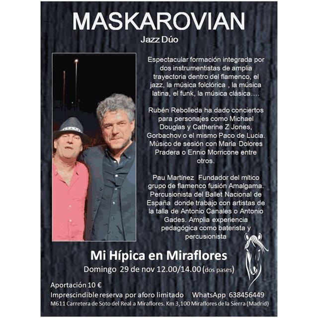 Maskarovian