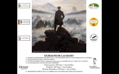 VI Certamen de narrativa Allende Sierra