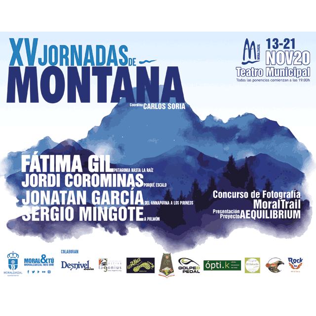 XV Jornadas de Montaña (2020)
