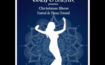 "Festival de danza oriental ""Christmas Show"""