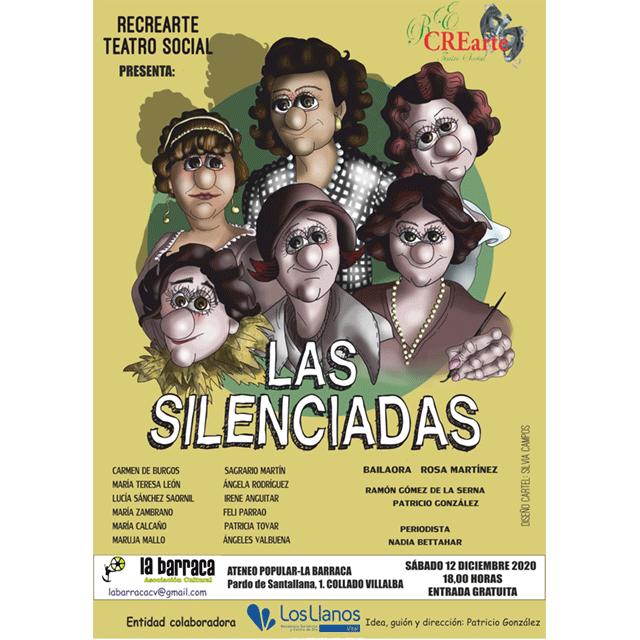 """""""Las Silenciadas"""""""