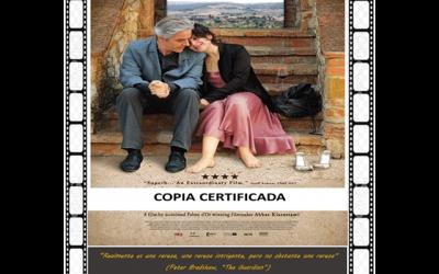Cine Club Jesús Yagüe: «Copia Certificada»