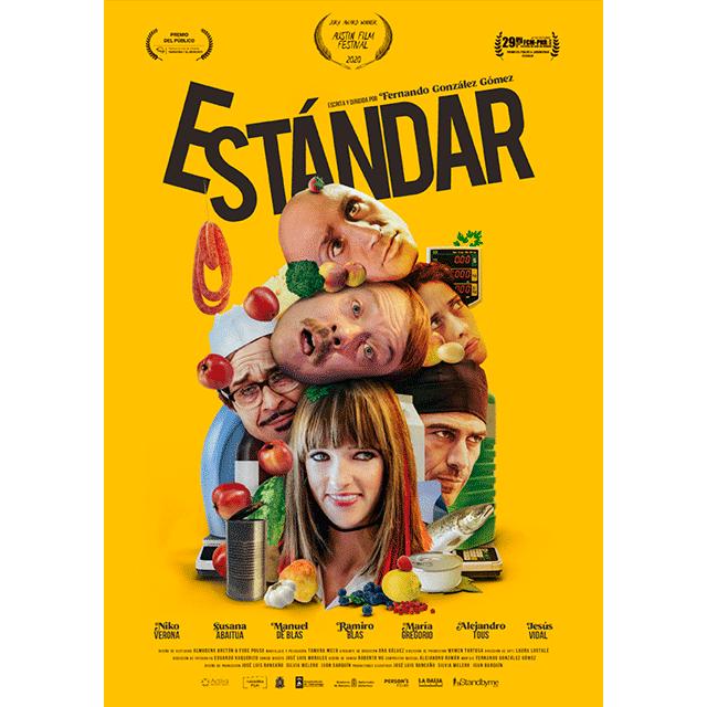 """Cine: """"Estandar"""""""