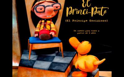 """""""El Princi-Pato (El príncipe envidioso)»"""