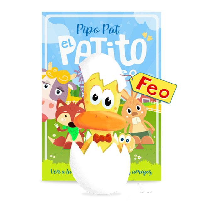 """Dubbi Kids: """"Pipo Pat. El Patito Feo"""""""