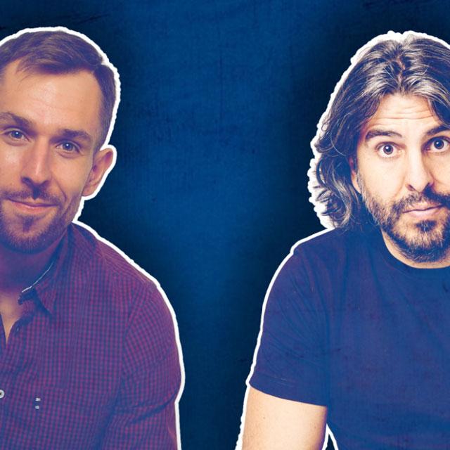 JJ Vaquero + Javi González