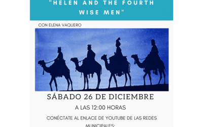 """Cuentacuentos en inglés: """"Helen and the fourth wise men"""""""
