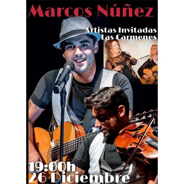 Marcos Núñez + Las Cármenes