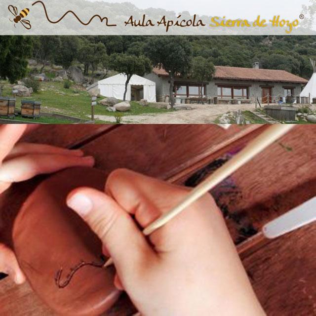 Talleres: Apícola Sierra de Hoyo