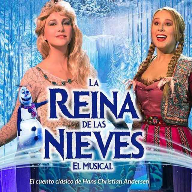 """""""La Reina de las Nieves. El Musical"""""""