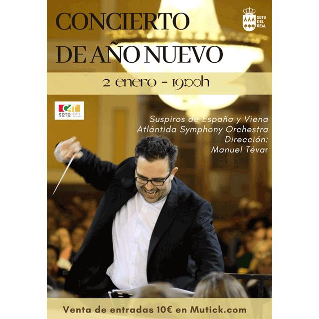 """Concierto de Año Nuevo: """"Suspiros de España y Viena"""""""