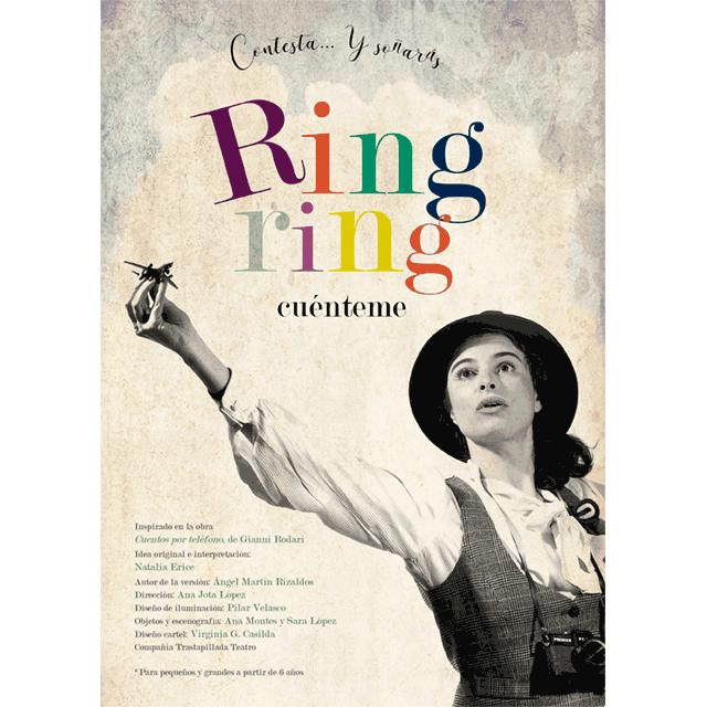 """Ring, ring, cuénteme"""