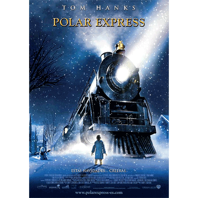 "Cine: ""Polar Express"""