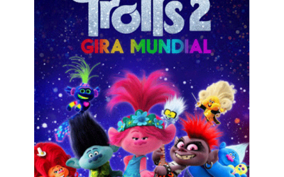 "Cine: ""Trolls 2"""
