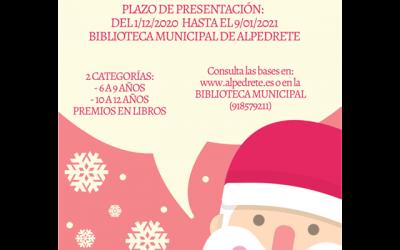 VI Concurso de Cuentos Navideños: Microrrelatos y Dibujo.