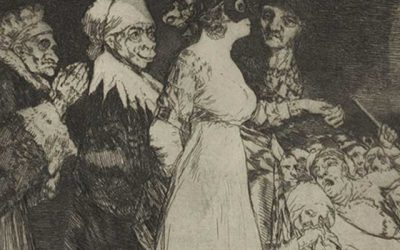 """Exposición: """"Las mujeres de Goya. Obra gráfica"""""""