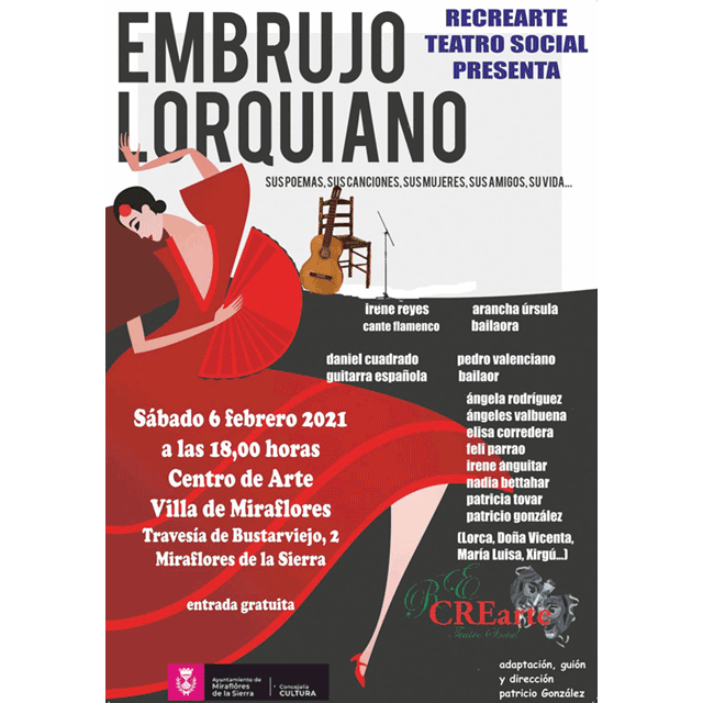 «Embrujo Lorquiano»