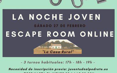 "Escape Room: ""La casa rural"""