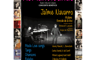 """Jaime Navarro """"Romanticando"""""""