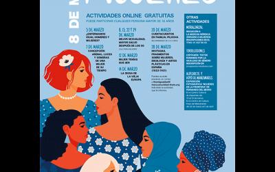 THAM: 8 de marzo, Día Internacional de las Mujeres (2021)