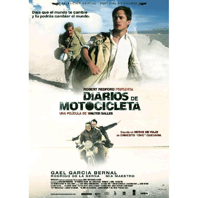 Cine Forum: «Diarios de Motocicleta»