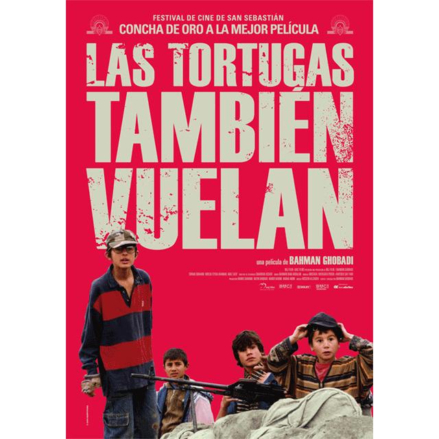 "Cine Club Jesús Yagüe: ""Las tortugas también vuelan"""