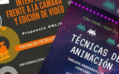 Talleres online: Centro de Juventud (Collado Villalba)