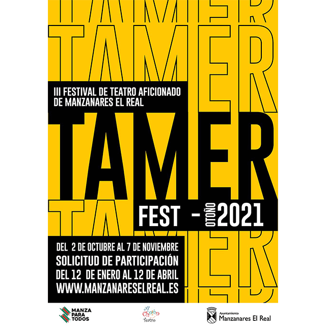 Tamer Fest 2021 (convocatoria)