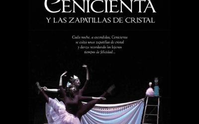 """""""Cenicienta y las zapatillas de cristal"""""""