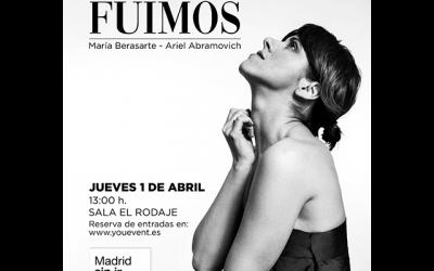 """María Berasarte & Ariel Abramovich: """"Donde fuimos"""""""