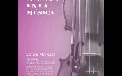 """Concierto: """"Mujeres en la Música"""""""
