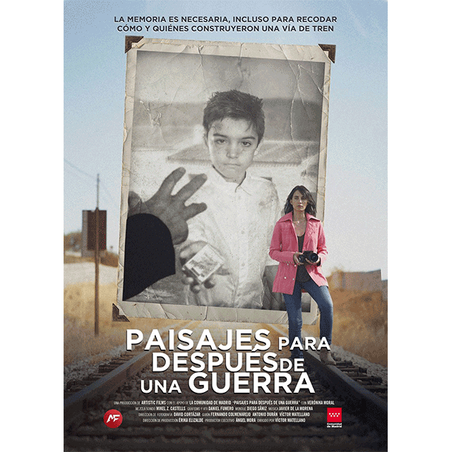 "Documental: ""Paisajes para después de una guerra"""