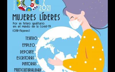 """8 de marzo: """"Mujeres líderes, por un futuro igualitario en el mundo de la Covid-19"""""""