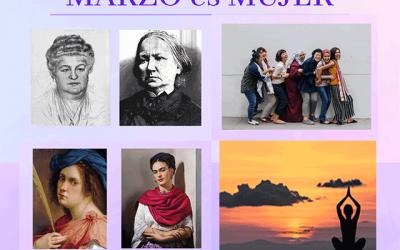 """8 de marzo: """"Marzo es Mujer"""""""