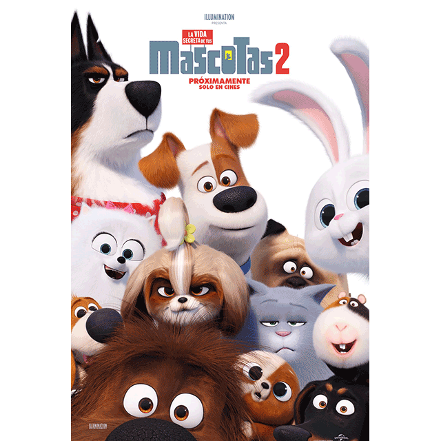 """Cine: """"Mascotas 2"""""""