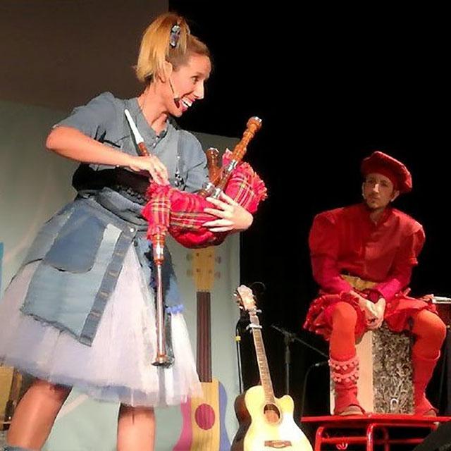 """Colorín y Colorada: """"El Pequeño Musical"""""""