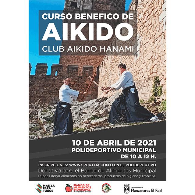 Curso benéfico de Aikido
