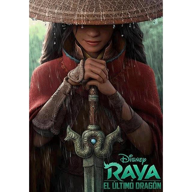"""Cine: """"Raya y el último dragón"""""""