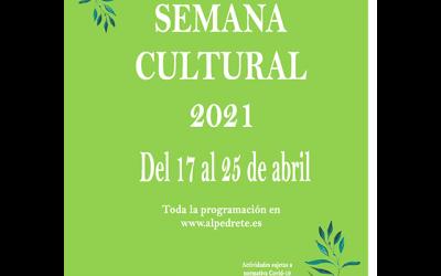 Semana Cultural de Alpedrete (2021)